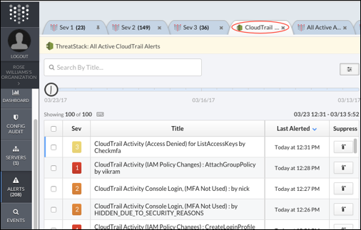 CloudTrail FAQ & Troubleshooting Guide – Threat Stack, Inc