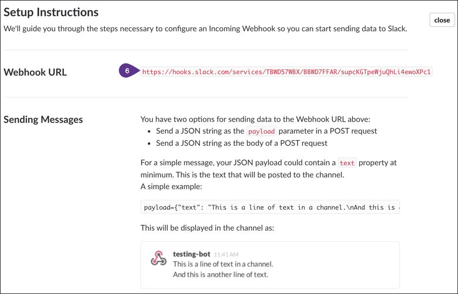Push Notification Integrations – Threat Stack, Inc