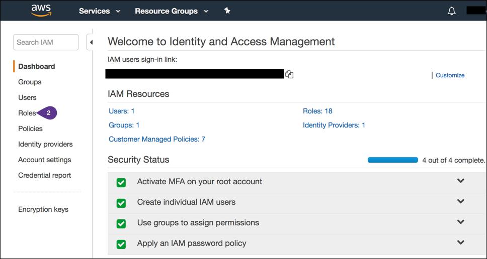 AWS Manual Integration Setup – Threat Stack, Inc