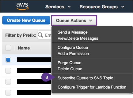 AWS Manual Integration Setup – Threat Stack, Inc